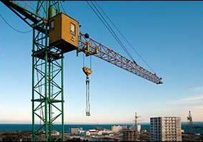 Construction crane rentals new bedford